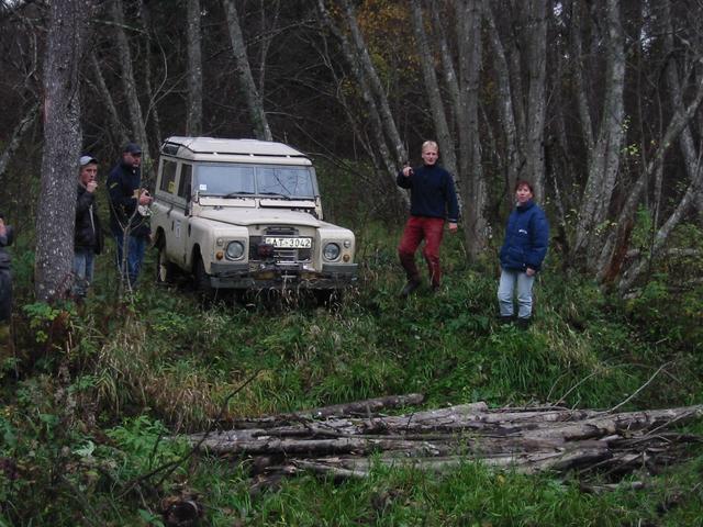 Lettland Adventure Offroad 2006