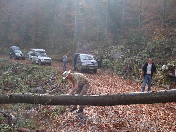Kroatien Adventure Offroad Scout 2008