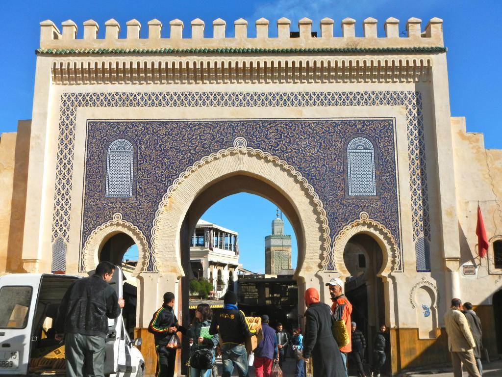 Marokko 2012 Adventure Offroad