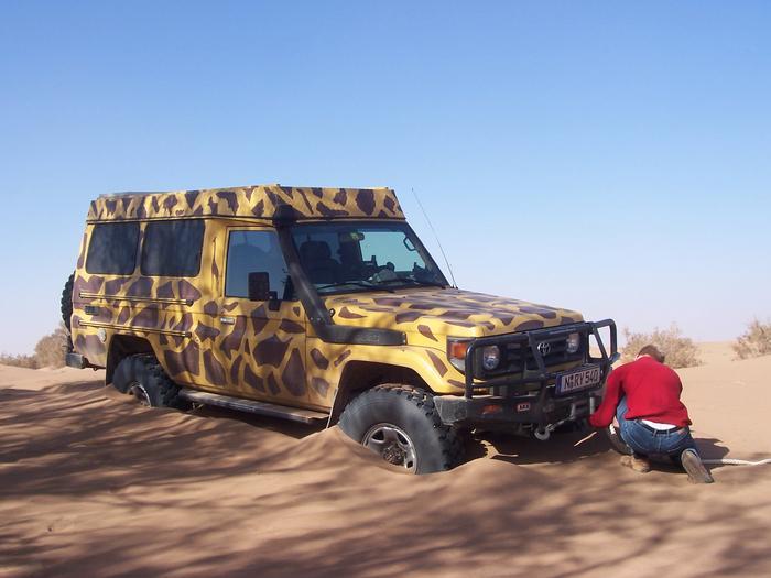 Marokko Adventure Offroad 2009
